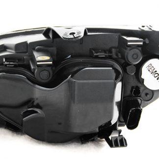 faruri ford focus 2 mk2 cu lupa depo xenon black