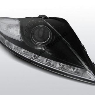 faruri daylight drl led ford mondeo 4