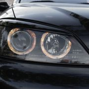 faruri tuning opel astra g angel eyes depo
