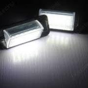 lampa lampi numar led bmw e36 seria 3