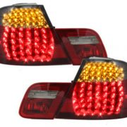 stopuri led tuning black smoke bmw e46 coupe seria 3