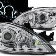faruri drl led dayline mitsubishi lancer 7