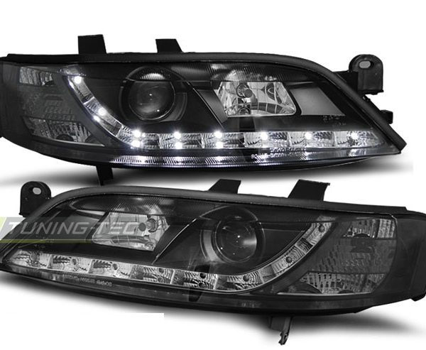 faruri dayline led drl opel vectra b