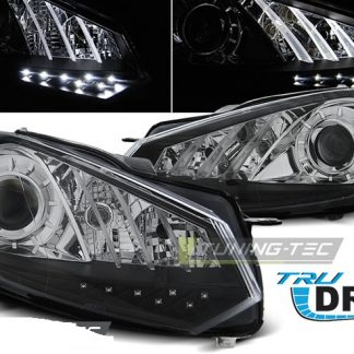 faruri tuning led daylight drl vw golf 6
