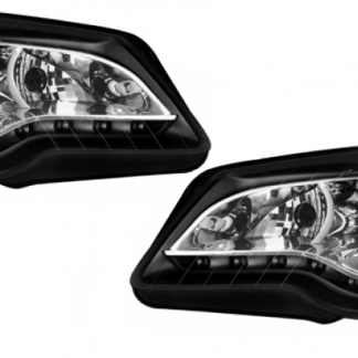 faruri drl daylight led vw touran