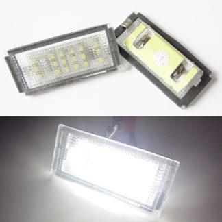 lampa numar led bmw e46