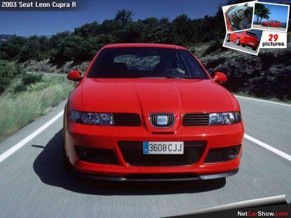 lip cupra seat leon 1m