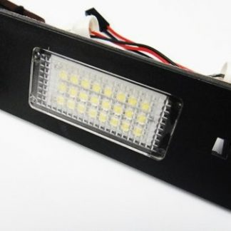 lampa numar led bmw E63 E64 E81 E87 Z4 MINI LED