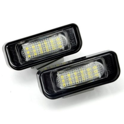 lampa numar led mercedes s class w220