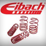 Set Arcuri sport rosii Eibach Sportline VW Golf 5 V