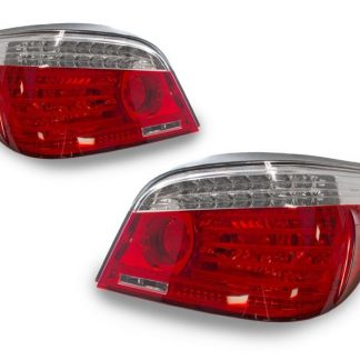 Stopuri BMW E60 LED Fibra Optica Celis LCI Design DEPO