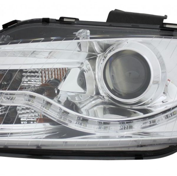 Faruri AUDI A3 8P 03-08 DAYLIGHT CHROME